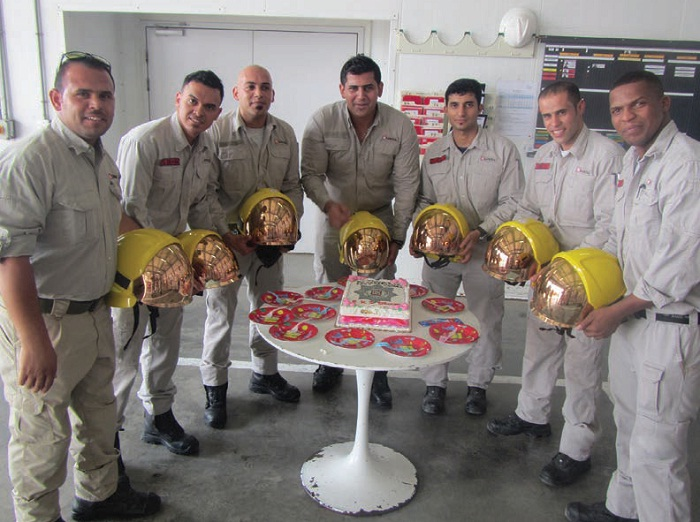 Professional training is the key to hiring locally at Iraq's West Qurna-2